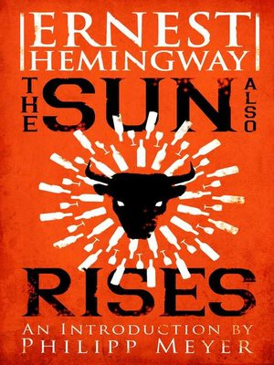 cover image of Sun Also Rises