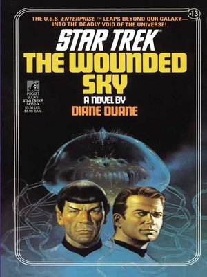 cover image of The Wounded Sky