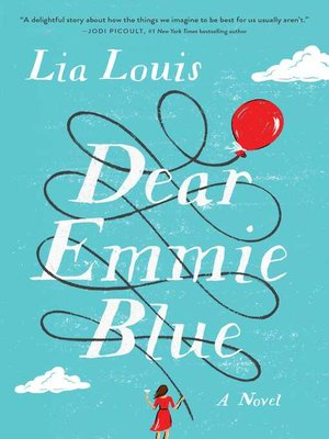 cover image of Dear Emmie Blue