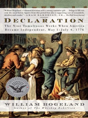 cover image of Declaration