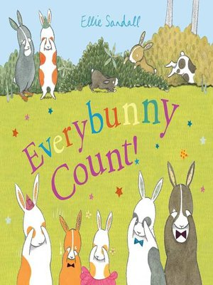 cover image of Everybunny Count!