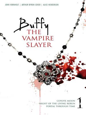 cover image of Buffy the Vampire Slayer 1