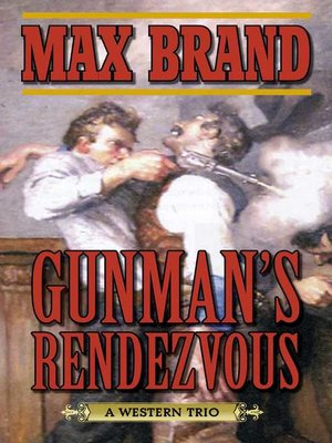 cover image of Gunman's Rendezvous