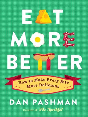 cover image of Eat More Better
