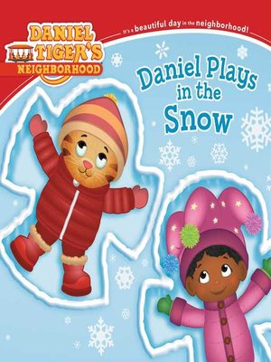 cover image of Daniel Plays in the Snow