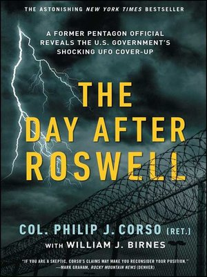 cover image of The Day After Roswell