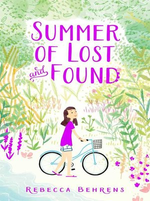 cover image of Summer of Lost and Found