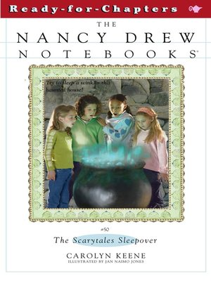 cover image of The Scarytales Sleepover