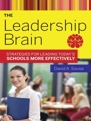 cover image of The Leadership Brain