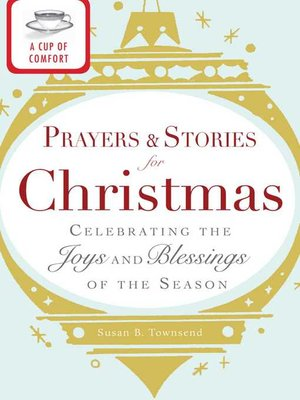 cover image of A Cup of Comfort Prayers and Stories for Christmas