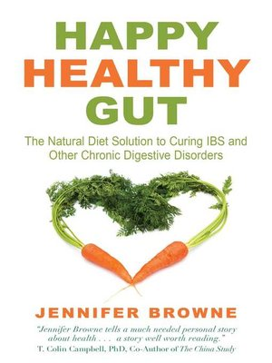 cover image of Happy Healthy Gut