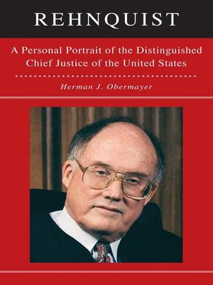 cover image of Rehnquist