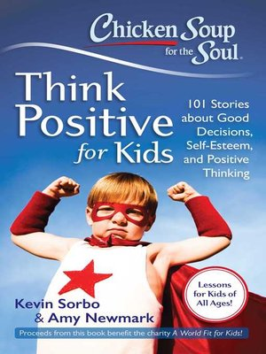 cover image of Think Positive for Kids
