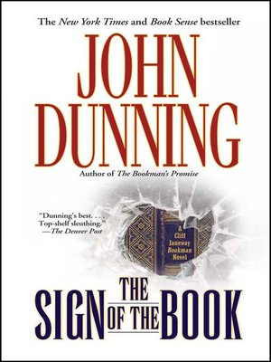 cover image of The Sign of the Book
