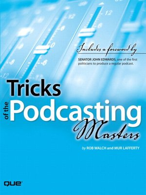 cover image of Tricks of the Podcasting Masters