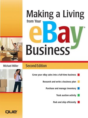 cover image of Making a Living from Your eBay Business