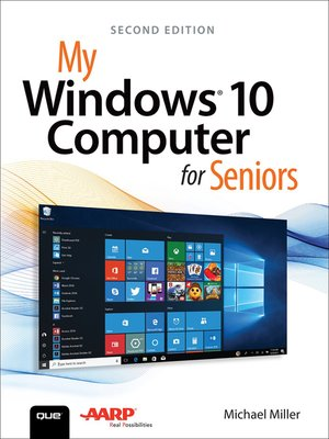 cover image of My Windows 10 Computer for Seniors