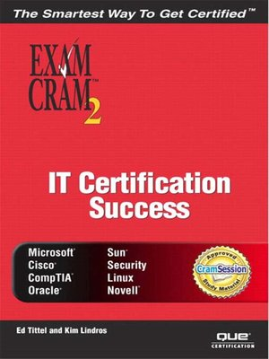 cover image of IT Certification Success Exam Cram 2