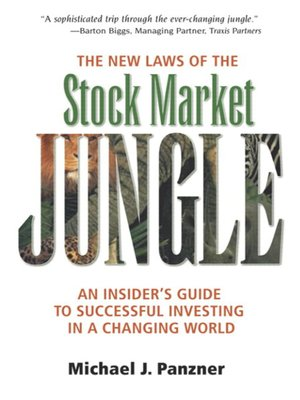 cover image of The New Laws of the Stock Market Jungle