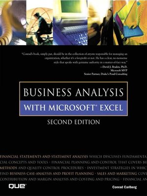 financial analysis with microsoft excel 7th edition ebook