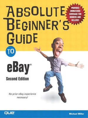 cover image of Absolute Beginner's Guide to eBay