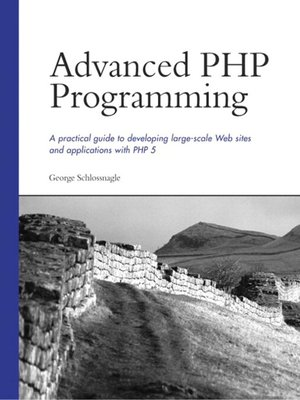 cover image of Advanced PHP Programming