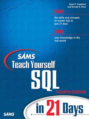 sams teach yourself free ebooks