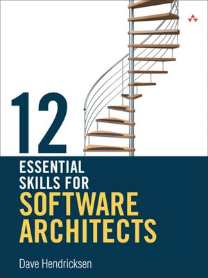 cover image of 12 Essential Skills for Software Architects