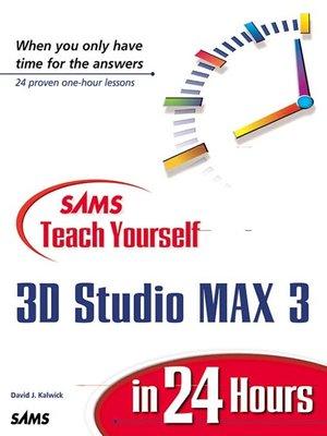 3d Studio Max Ebook