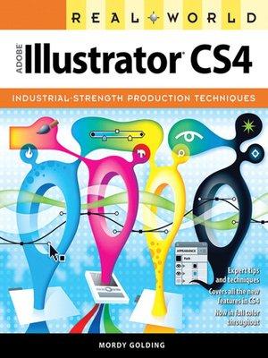 cover image of Real World Adobe® Illustrator® CS4