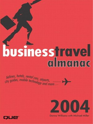 cover image of The Business Travel Almanac