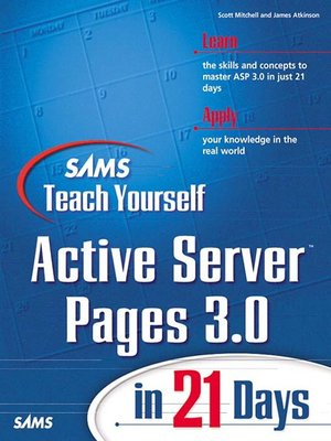 Active Server Pages Ebook