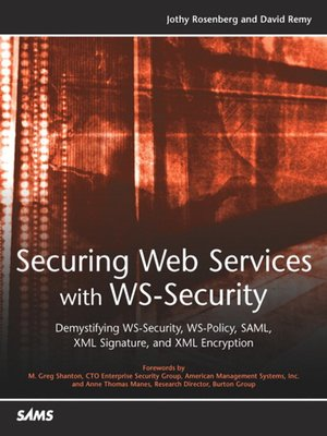 Web Services Security Ebook