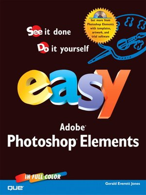 cover image of Easy Photoshop Elements