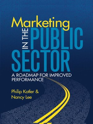 cover image of Marketing in the Public Sector
