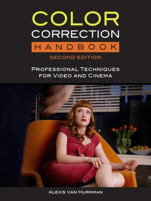 cover image of Color Correction Handbook