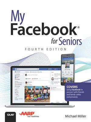 cover image of My Facebook for Seniors