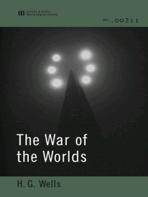 cover image of The War of the Worlds (World Digital Library Edition)