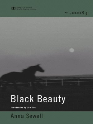 cover image of Black Beauty (World Digital Library Edition)