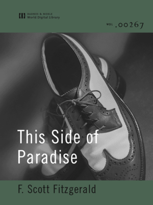 cover image of This Side of Paradise (World Digital Library)