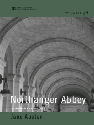 cover image of Northanger Abbey (World Digital Library)