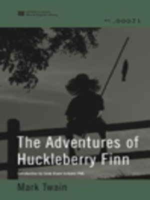 cover image of The Adventures of Huckleberry Finn (World Digital Library Edition)