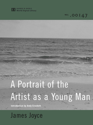 cover image of A Portrait of the Artist as a Young Man (World Digital Library)