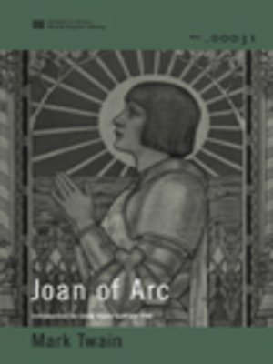 cover image of Joan of Arc (World Digital Library Edition)