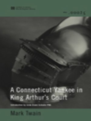 cover image of A Connecticut Yankee in King Arthur's Court (World Digital Library Edition)