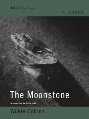 cover image of The Moonstone (World Digital Library Edition)