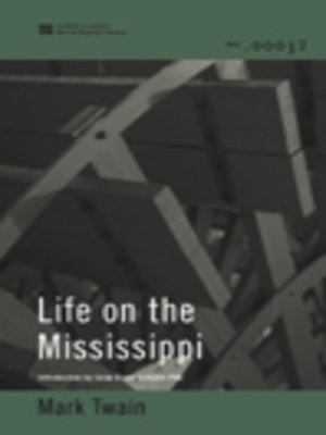 cover image of Life on the Mississippi (World Digital Library Edition)