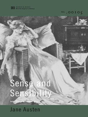 cover image of Sense and Sensibility (World Digital Library Edition)