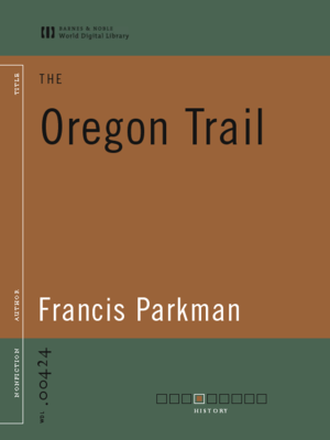 cover image of The Oregon Trail (World Digital Library Edition)