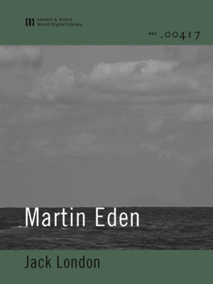 cover image of Martin Eden (World Digital Library Edition)